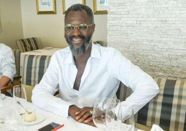 Mamadou Gaye Cônsul da França