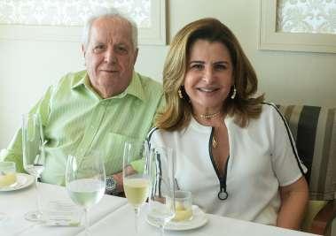 Graça e Francisco Amaral em fotos de Valterio