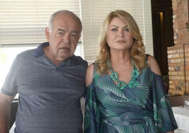 Mary e José Nilton Carvalho Pereira em fotos de Valterio