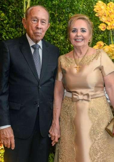Jaime Coelho e seus 90 anos ao lado de sua Ester em fotos de Valterio Pacheco