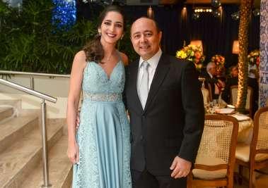 Luciana e Jaime Coelho Filho em fotos de Valterio Pacheco