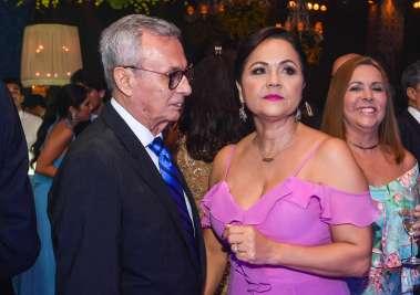 Márcia Leal e Olívio Barreto em fotos de Valterio Pacheco