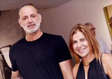 Letícia e Ricardo Saback em fotos de Valterio