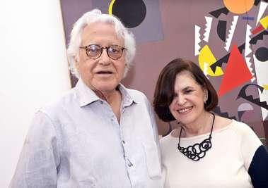 Fernando Perez e Senhora em fotos de Valterio