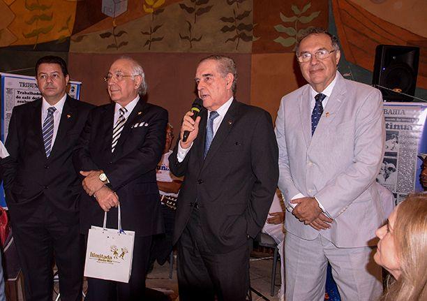 Tribuna da Bahia fez festa no Sharaton Hotel para comemorar seus 48 anos