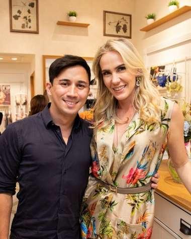 Tamyr Motta e Renata Andrade