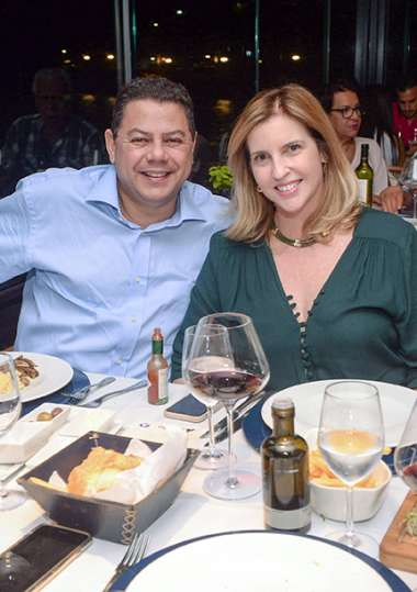 Monica e Marcelo Sacramento em fotos de Valterio