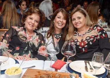 Janete Freitas, Moema Pitanga e Cristina David em fotos de Valterio