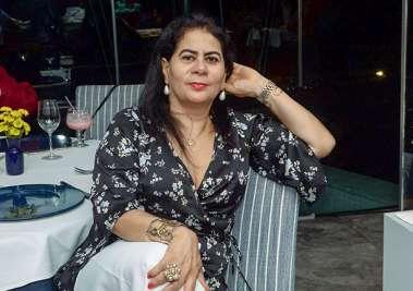 Juíza Consuelo Medauar em fotos de Valteiro