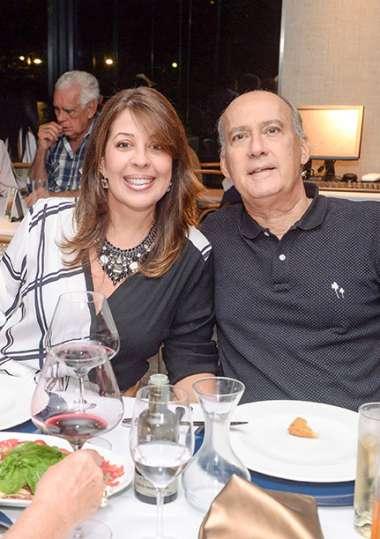 Moema Pitanga e Heitor Cunha em fotos de Valterio