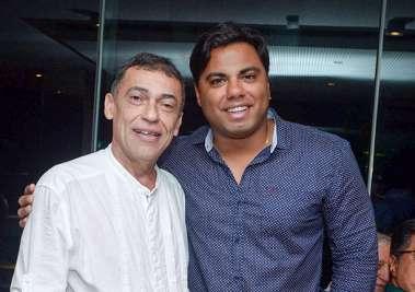 Washigton Santanna e Rafael Castro em fotos de Valterio