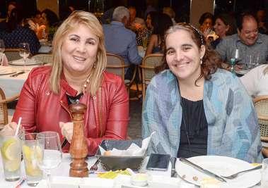 Cristina Valente e Patrícia Eysen em fotos de Valterio