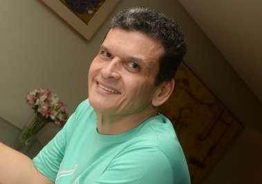 Empresário Paulo Lemos em fotos de Valterio