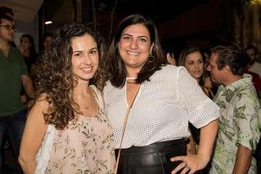 Samia Moura e Grazi Costantino_Foto Lucas Assis