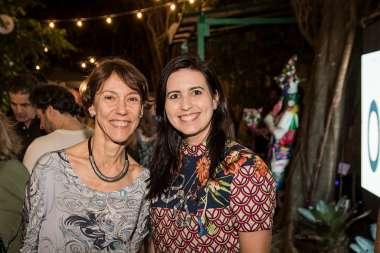 Claudia Biglia e GIselle Moinhos_Foto Lucas Assis