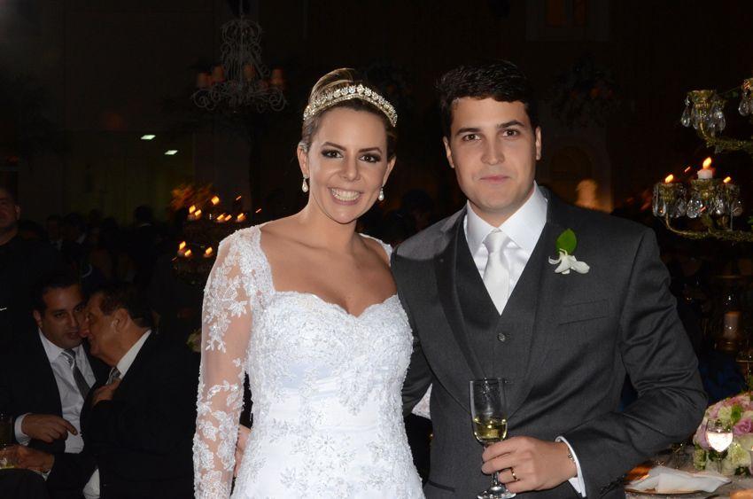 Philippe Franco e Fernanda Palhares não são mais dois.