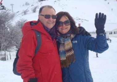 Fernanda Barbosa a aniv do dia 29 com o esposo Augusto Barbosa