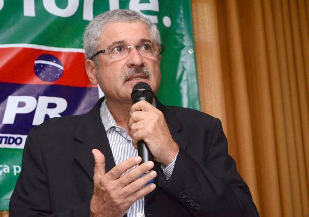 José Rocha é mais uma vez reeleito deputado federal.