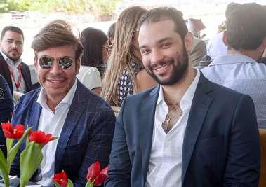 Carlinhos Rodeiro e Rafael Freitas em fotos de Valterio