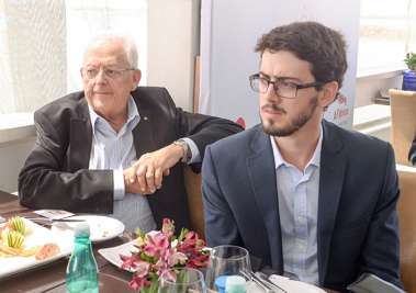Eduardo Valente e Rafael Valente em fotos de Valterio