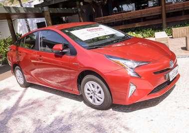 Prius lançamento da Toyoto só se acha na Revisa e Quebor Veiculos