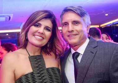 Monica e André Pedreira