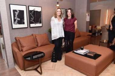 Adriana Araujo e Suzane Cabus - Living com Jantar