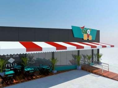 TACO SHAKE - A rede fast food de comida mexicana chega ao Itaigara nesta segunda, dia 22.10 e abre às 11h