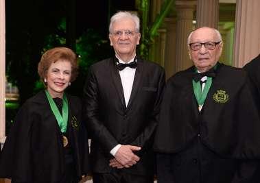 Leila Araújo, Irismar Reis de Oliveira e Geraldo Leite