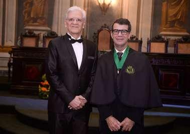 Irismar Reis de Oliveira e e Prof. Álvaro Rubim de Pinho