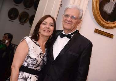 Monica Ribeiro e Irismar Reis de Oliveira em fotos de Valterio Pacheco