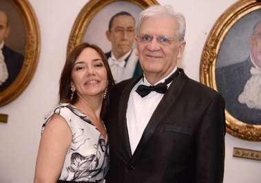 Monica Ribeiro e seu esposo Irismar Reis de Oliveira