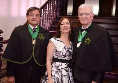 Antonio Carlos Vieira Lopes, Monica Ribeiro e Irismar Reis de Oliveira