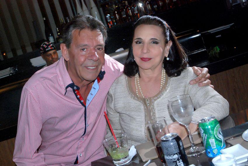 Petter e Cristina Copony em destaque