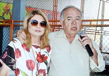 Mary e José Nilton Carvalho