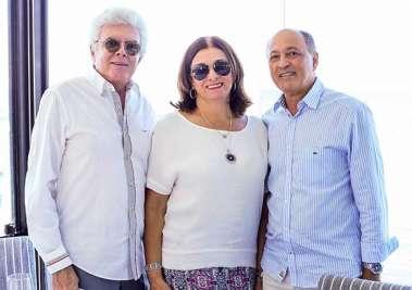 Silvio Batalha, Maria Helena Pereira e Teógenes Alencar(Teo) Alencar