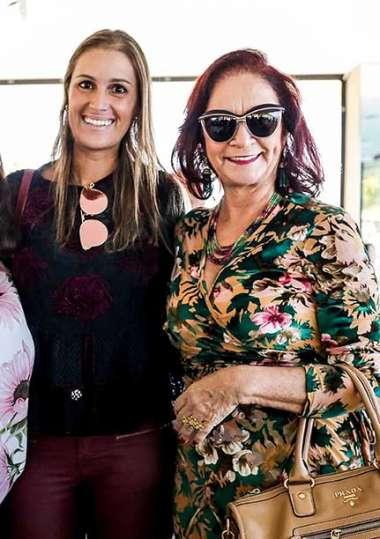 Aline e Moema Ribeiro