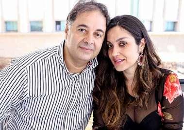 Procurador de Justiça Guto Faria e sua esposa a advogada Silvana Faria