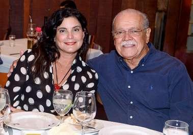 Tércia e César Borges em fotos de Valterio Pacheco