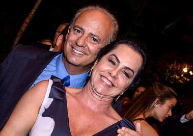 Márcia e Alexandre Barradas em fotos de Valterio