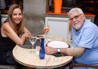 Cristina e Wilson Santos do Dass em fotos de Valterio