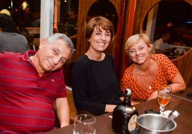 Carlos Henrique de Barros, Celma Antunes, Anna Paula Drenher de Barros