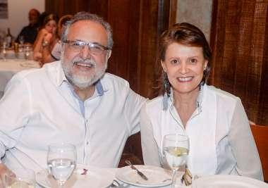Luiz Henrique Carvalho e Sonia Belmonte em fotos de Valterio