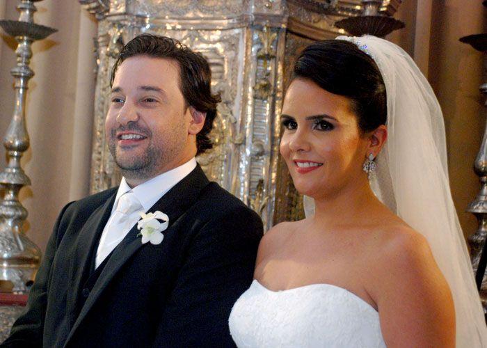 Quando Cristina e José Filipe disseram sim um ao outro