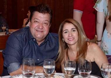 Ana e Urbano Souza no Amado em fotos de Valteiro