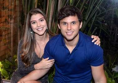 Nátaia Marquezine e Eduardo Schnitman no Amado em fotos de Valteiro
