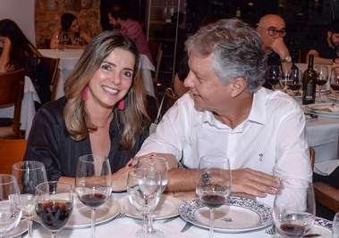 Marilda e Eduardo Bastos no Amado em fotos de Valterio
