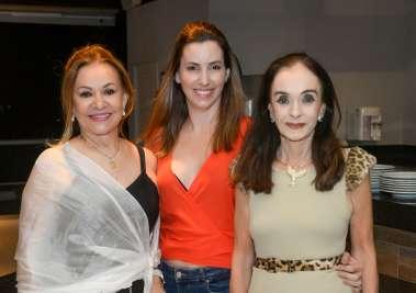 Norma Correia, Isabela Souto e Vera Luedy em fotos de Valterio