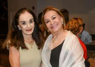 Vera Luedy e Norma Correia em fotos de Valterio