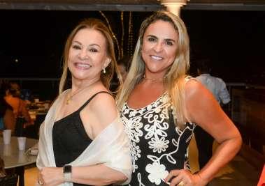 Norma Correia e Soraya Campos em fotos de Valterio
